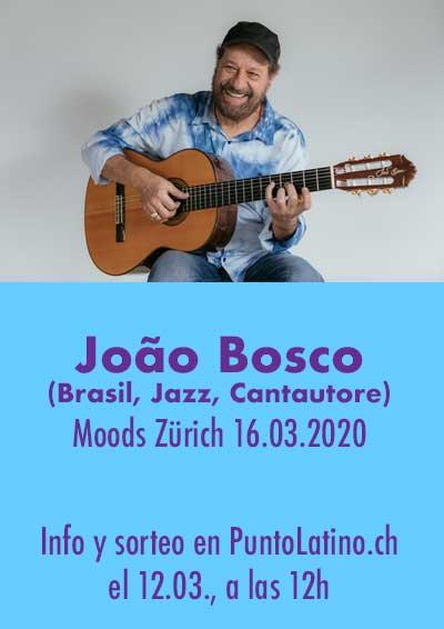 16.03.20 João Bosco (BRA), ZH