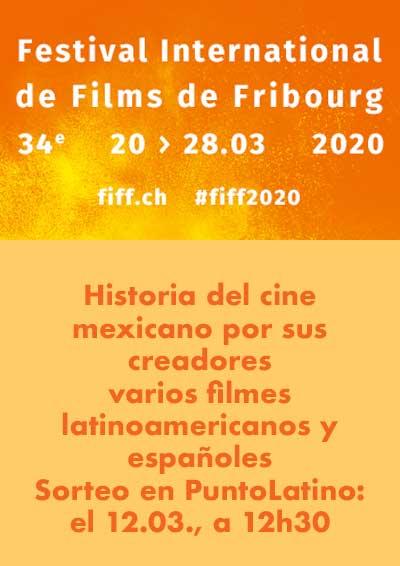 20.—28.03.20. Festival Internacional Cine Friburgo