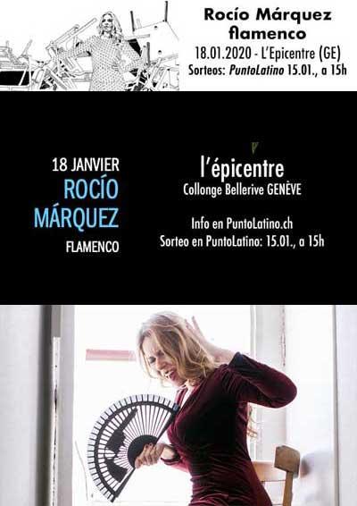 18.01.20 Rocío Márquez, GE