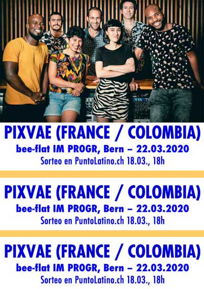 23.03.20 Pixvae (Colombia), ZH