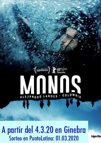 04.03.20. MONOS (Colombia)