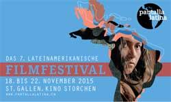18.-22.11.15. Festival Pantalla Latina, SG