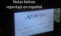 REDAKTION Notas latinas Art on Ice 2015