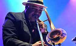14.02.16. Havana Superq, The Cuban Allstars, ZH
