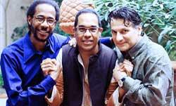 26.10.15. Danilo Pérez Trio, ZH