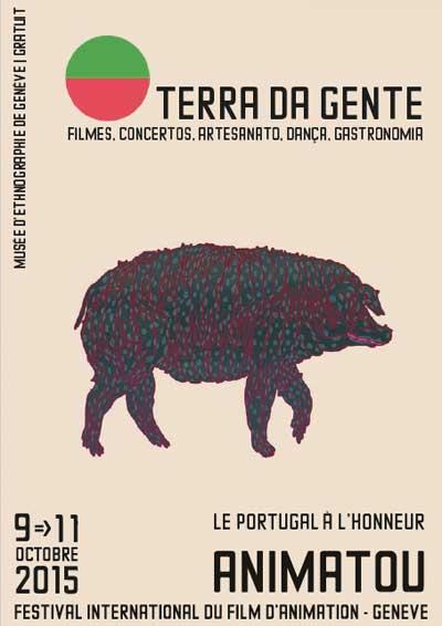 09.10.–11.10.15. Animatou (Portugal), Ginebra