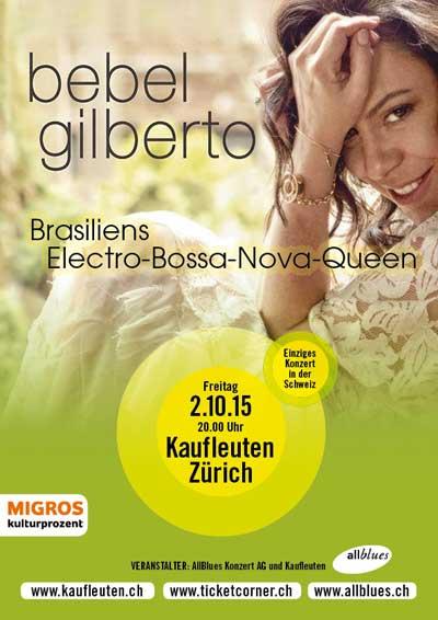 02.10.15. Bebel Gilberto ZH