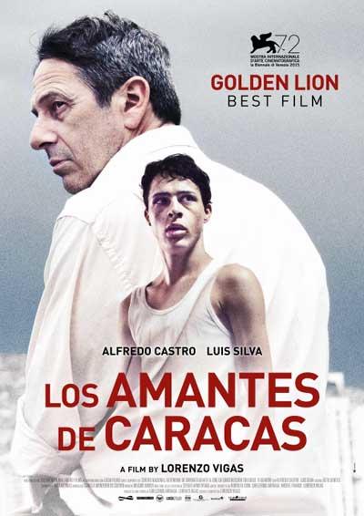CINE Los amantes de Caracas (Venezuela) desde 12.05.