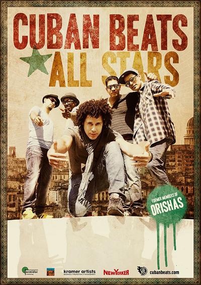 14.06.15. Cuban Beats all Stars (Cuba), ZH