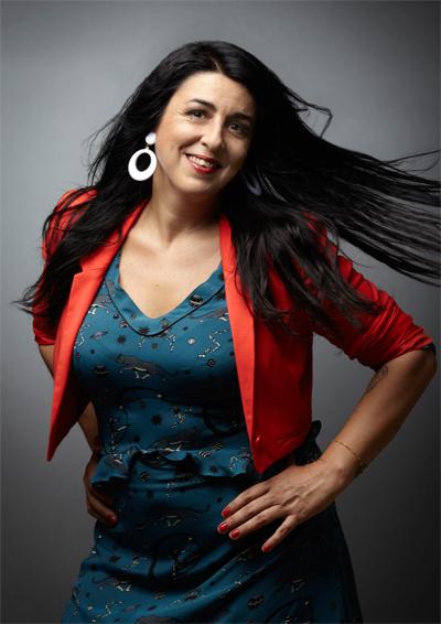 24.01.15. Amparo Sánchez (España) ZH