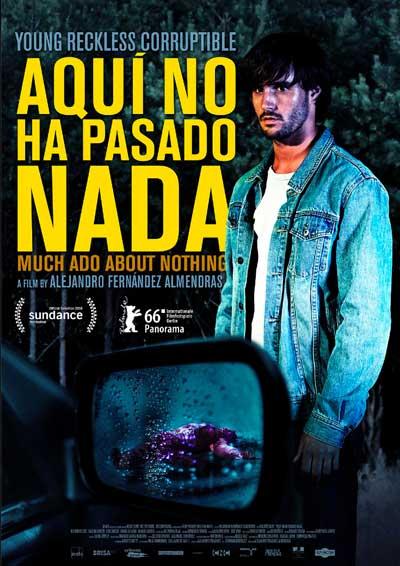 CINE «Aquí no ha pasado nada» (Chile)
