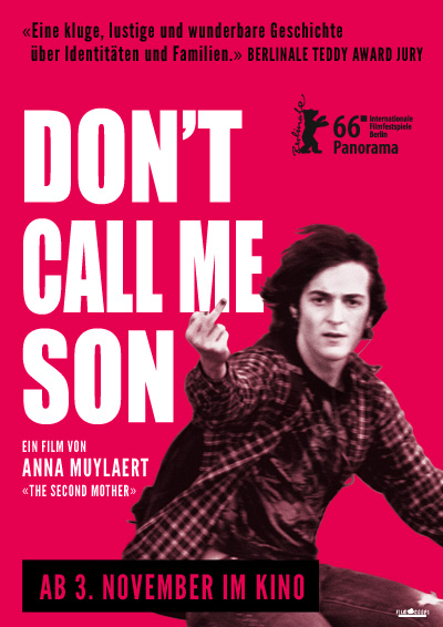 CINE Don't Call Me Son (Brasil)
