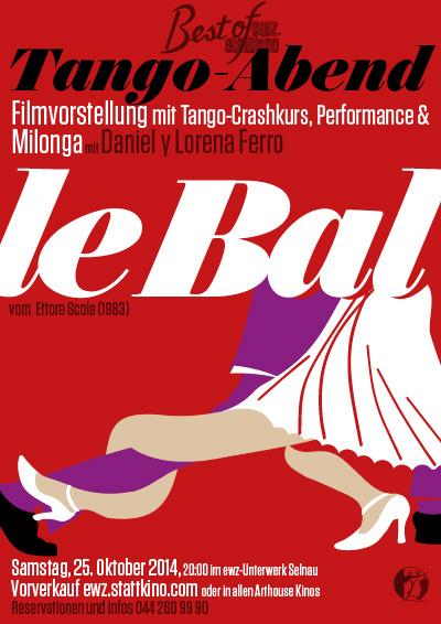 25.10.14. Le Bal Tango Abend