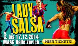 03.-17.12.14. Lady Salsa (Cuba, salsa) ZH