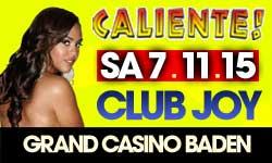 07.11.15. Caliente Club Joy BADEN