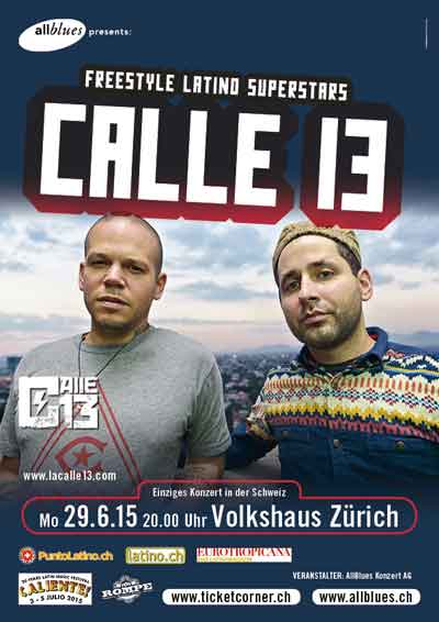 29.06.15. Calle 13 (Puerto Rico) ZH