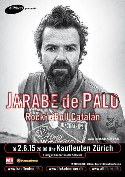 02.06.15., Jarabe de Palo (España) ZH