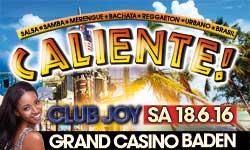 18.06.16. Caliente! - Grand Casino Baden