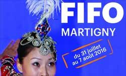 FOLKLORE en PuntoLatino, FIFO 2016 Martigny,