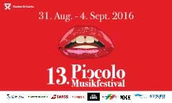13. Piccolo Festival Embrach (09.–13.09.)