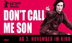 CINE Don't Call Me Son (Brasil, Anna Muylaert)