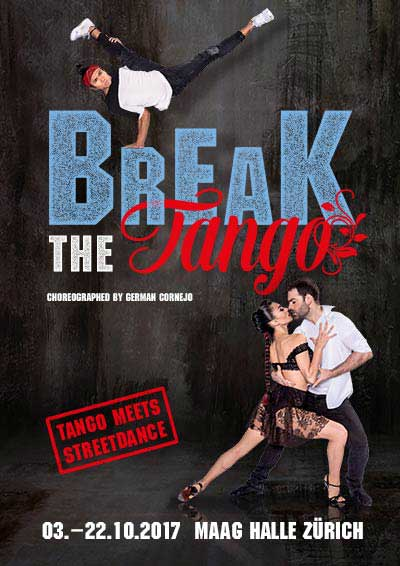 03.–22.10.17 Break the Tango (Arg.) ZH