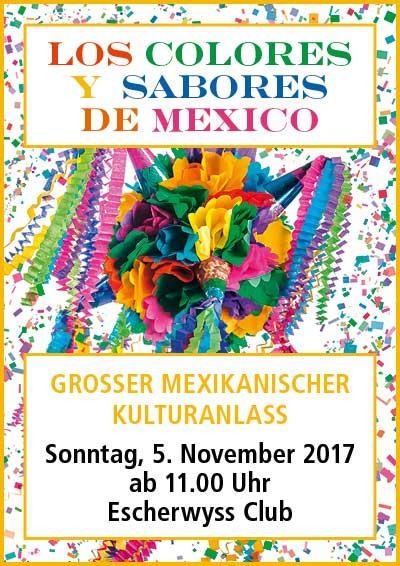 05.11.17. Colores y Sabores de México, ZH