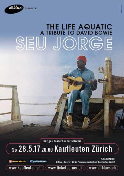28.05.17. Seu Jorge (Brasil)