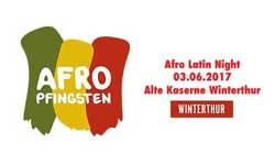 03.06.17. Afro Pfingsten Festival WINTERTHUR