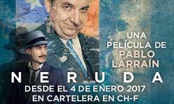 CINE Neruda (Romandie) ab 04.01.2017