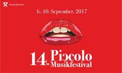 Bis 10.09.17. Piccolo Musikfestival Embrach