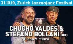 31.10.19. Chucho Valdés, ZH