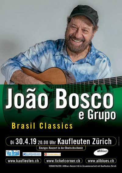 30.04.19. João Bosco (BRA) ZH