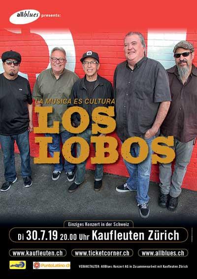 30.07.2019 Los Lobos (TexMex), ZH