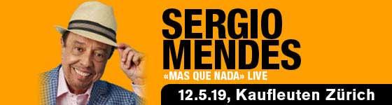 12.05.19. Sergio Mendes (BR), ZH