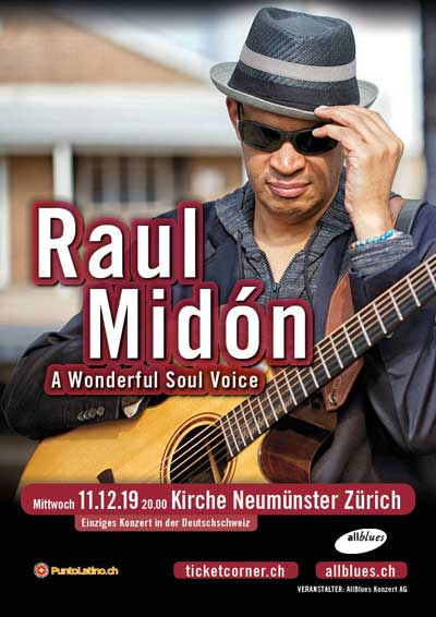 11.12.19. Raúl Midon, ZH