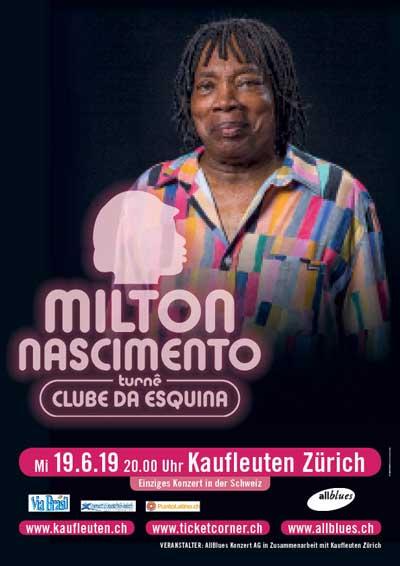 19.06.19. Milton Nascimento (BRA) ZH