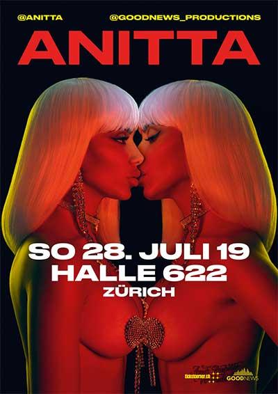 28.07.19. Anitta (ZH)