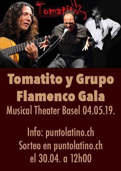 04.05.19. Tomatito (ESP), BS