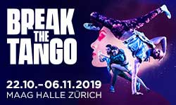 22.10.–06.11.19. Break the Tango, ZH