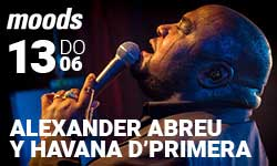 13.06.19. Alexander Abreu y Havanna d'Primera