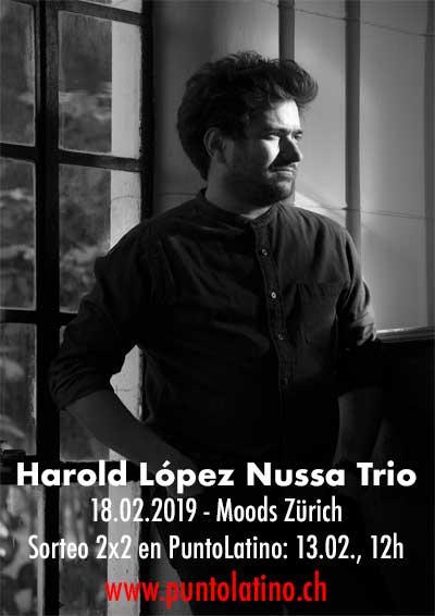 21.02.19. Harold López Nussa Trio