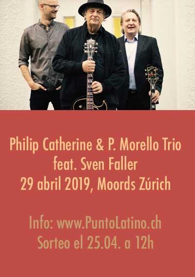 29.04.19. Catherine & Morello, ZH
