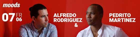 07.06.19. Alfredo Dominguez & Pedrito Martínez