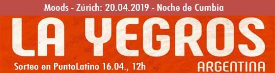20.04.19. La Yegros (Arg), ZH