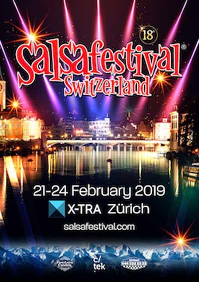 21–24.02.19. Salsafestival Switzerland, ZH