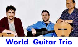 17.02.19. World Guitar Trio, Theater Rigiblick ZH