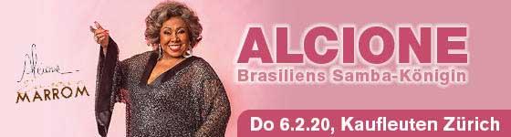 06.02.20. Alcione (BRA)
