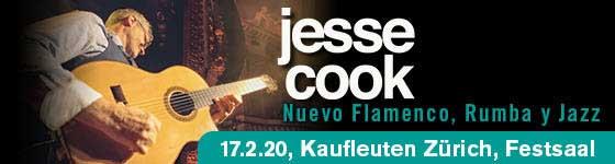 17.02.20. Jesse Cook