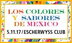 05.11.2017 Colores y Sabores de México
